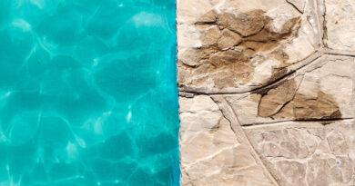 Biotope, Wasserbecken, Wasserspiele